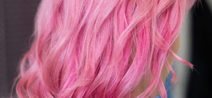Pink – boja kose za zimu 2018/2019