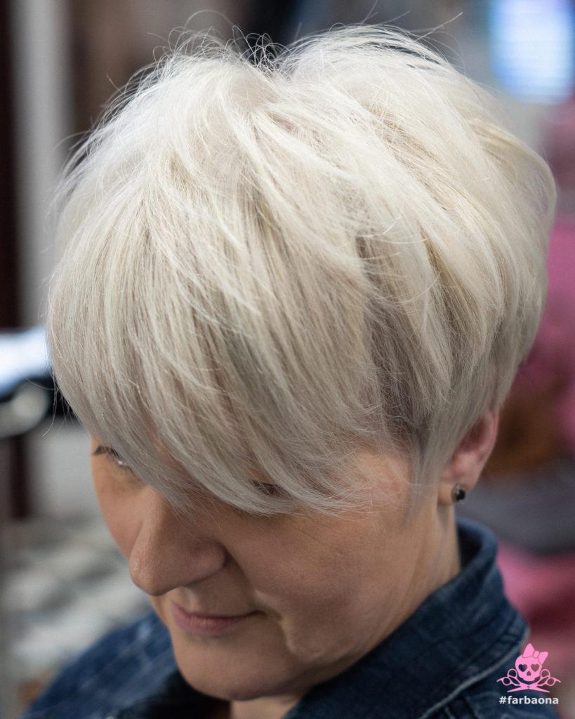 Farbaona - siva boja kose