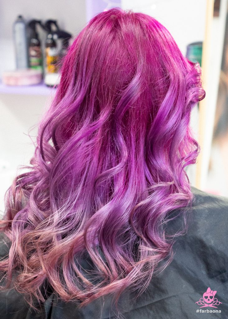 Farbaona - boja kose